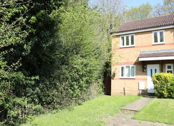 Thumbnail 3 bed end terrace house to rent in Dunfee Way, Byfleet, West Byfleet