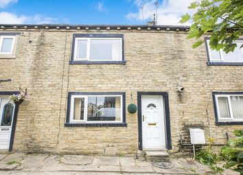Thumbnail 1 bed terraced house for sale in Berrys Buildings, Halifax, West Yorkshire