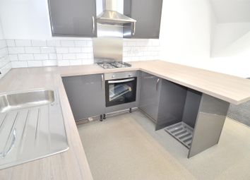 Thumbnail 2 bed flat to rent in Burleigh Road, Loughborough