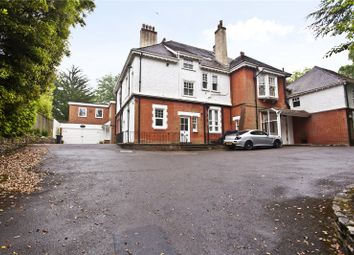 Thumbnail 1 bed flat for sale in West Cliffe Lodge, 4 Mckinley Road, Bournemouth, Dorset