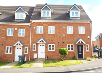 Thumbnail 3 bed terraced house for sale in Franchise Street, Wednesbury, West Midlands