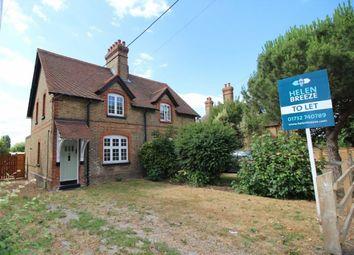 Thumbnail 3 bed semi-detached house to rent in Horton Road, Horton Kirby, Dartford