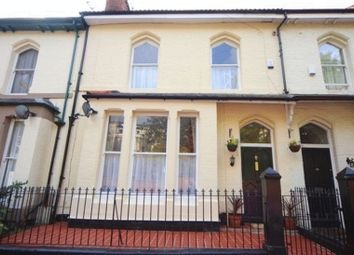 Thumbnail 3 bed terraced house for sale in Wellesley Road, Princes Park, Liverpool
