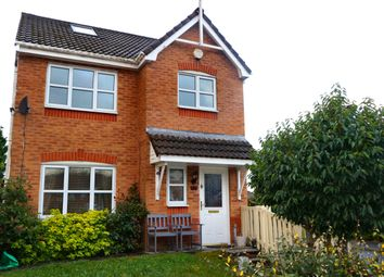 Thumbnail 4 bed detached house for sale in Dan Y Parc View, Bradley Garden, Merthyr Tydfil