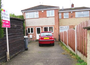 Thumbnail 3 bed town house for sale in Pear Tree Close, Brinsworth, Rotherham