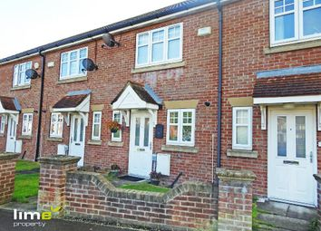 Thumbnail 2 bed terraced house to rent in Cromwell Road, Leaf Sail Farm, Hedon