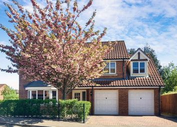 Thumbnail 5 bed detached house for sale in Heartsease Way, Bourne