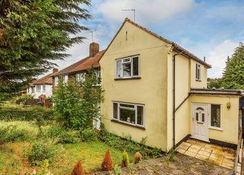 Thumbnail 3 bed end terrace house for sale in Gascoigne Road, New Addington, Croydon