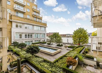 Thumbnail 3 bed flat for sale in Oyster Wharf, Battersea