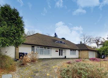 Thumbnail 3 bed detached bungalow for sale in Woodcote Park Avenue, Purley