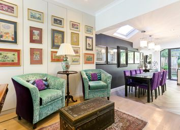 Thumbnail 4 bed property to rent in Glebe Street, London