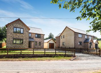 Thumbnail 4 bedroom detached house for sale in Callowstone, Tresseck Mill Road, Hoarwithy HR26Qj