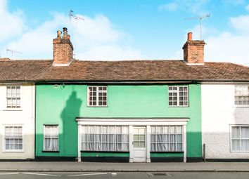 Thumbnail 4 bed terraced house for sale in High Street, Kelvedon, Colchester