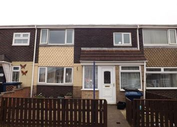 Thumbnail 3 bedroom terraced house for sale in Masefield Drive, South Shields, Tyne And Wear, United Kingdom