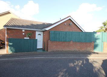 Thumbnail 2 bed detached house for sale in Wood View Court, New Costessey, Norwich