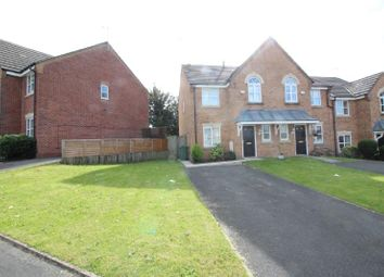 Thumbnail 3 bed semi-detached house to rent in Lowther Crescent, Grangeside, St Helens