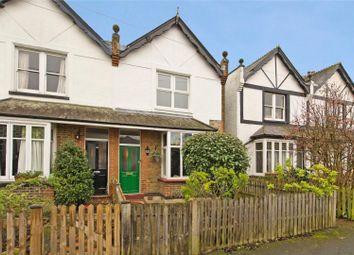 Thumbnail 3 bed semi-detached house for sale in Alexandra Road, Thames Ditton, Surrey