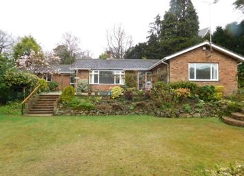 Thumbnail 3 bed detached bungalow to rent in Hitchen Hatch Lane, Sevenoaks