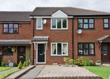 Thumbnail 2 bed terraced house to rent in Chaselands, Chase Terrace, Burntwood