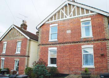 Thumbnail 3 bed semi-detached house to rent in St Marys Road, Tonbridge, Kent