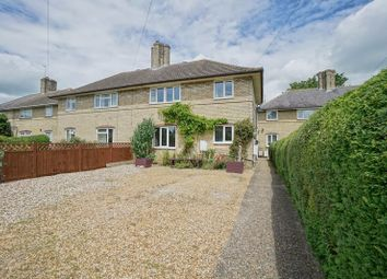 Thumbnail 3 bedroom semi-detached house for sale in Ferrars Avenue, Eynesbury, St. Neots