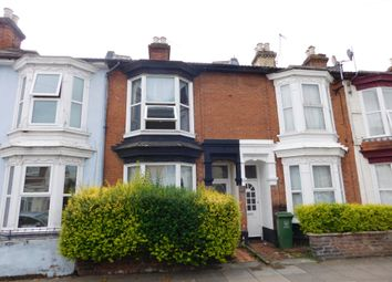 Thumbnail 3 bed terraced house to rent in Manor Road, Portsmouth