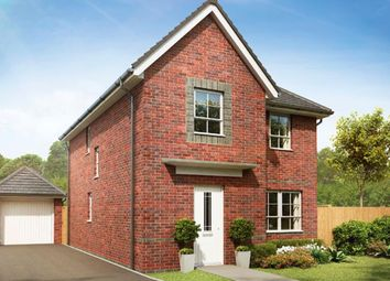 "Thumbnail 4 bed detached house for sale in ""Kingsley"" at Pye Green Road, Hednesford, Cannock"