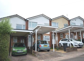 Thumbnail 3 bed terraced house to rent in Vine Close, Exeter, Devon