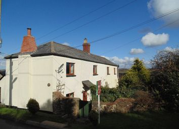 Thumbnail 4 bed cottage for sale in Petrockstow, Okehampton