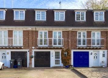 Thumbnail 4 bed town house for sale in Lower Park Road, Loughton, Essex