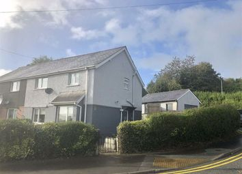 Thumbnail 3 bed semi-detached house for sale in Cadifor Street, Carmarthen