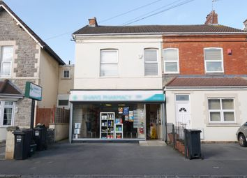 Thumbnail 1 bedroom flat to rent in Moorland Road, Weston-Super-Mare, North Somerset
