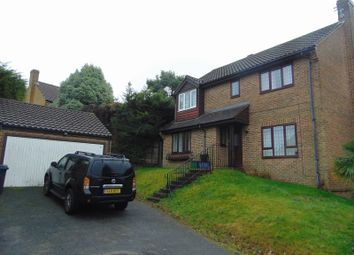Thumbnail 4 bed detached house to rent in Beaumont Road, Purley