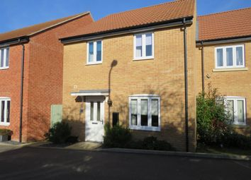 Thumbnail 3 bed semi-detached house for sale in Cooper Road, Peterborough