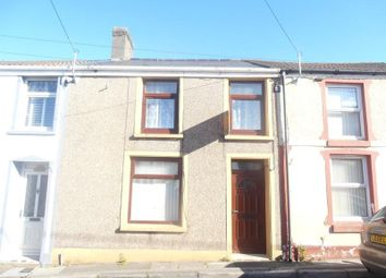 Thumbnail 3 bed terraced house for sale in Meirion Street, Trecynon, Aberdare
