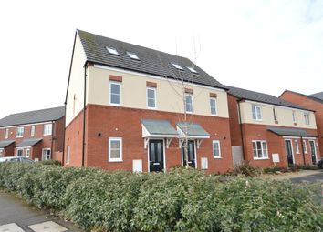 Thumbnail 3 bed semi-detached house to rent in Farmers Gate, Newport