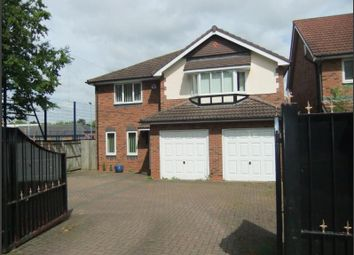 Thumbnail 5 bed detached house for sale in Flixton Road, Urmston, Manchester