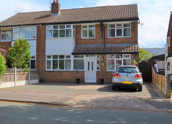 4 bed semi-detached house for sale in Wallingford Road, Handforth, Wilmslow SK9