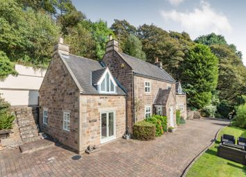 Thumbnail 4 bed detached house for sale in Lea Shaw, Holloway, Matlock