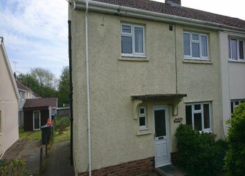 Thumbnail 3 bed semi-detached house to rent in Bro Granell, Llanwnen, Lampeter