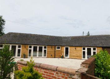 Thumbnail 2 bed detached house for sale in High Hatton, Shawbury, Shrewsbury, Shropshire