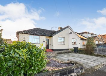 Thumbnail 2 bed semi-detached bungalow for sale in St Peters Avenue, Maldon