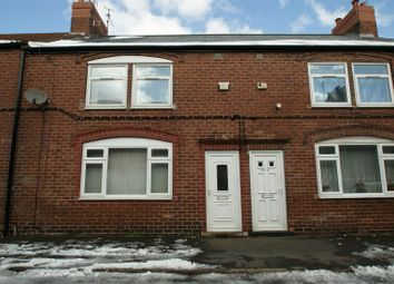 Thumbnail 3 bed terraced house to rent in Devonshire Street, New Houghton, Mansfield