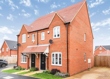 2 bed semi-detached house for sale in Stanton Close, Moulton, Northampton NN3