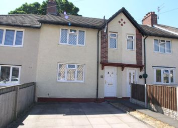Thumbnail 2 bed terraced house for sale in Highfield Crescent, Halesowen