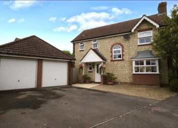 Thumbnail 4 bed detached house for sale in Paddock Mews, Longworth, Abingdon
