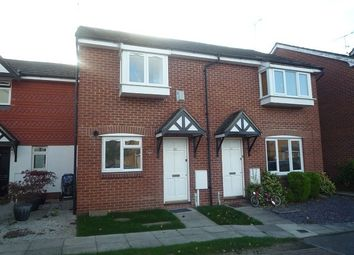 Thumbnail 2 bedroom semi-detached house to rent in Eyston Drive, Weybridge
