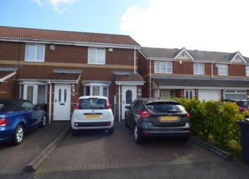 Thumbnail 2 bed end terrace house for sale in Locksley Close, North Shields, Tyne And Wear