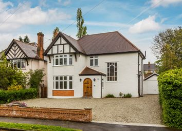 Thumbnail 4 bed detached house for sale in The Newlands, Wallington