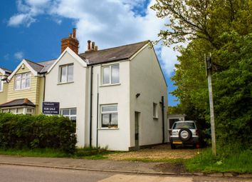 Thumbnail 2 bed semi-detached house for sale in Nelson Lane, North Muskham, Newark